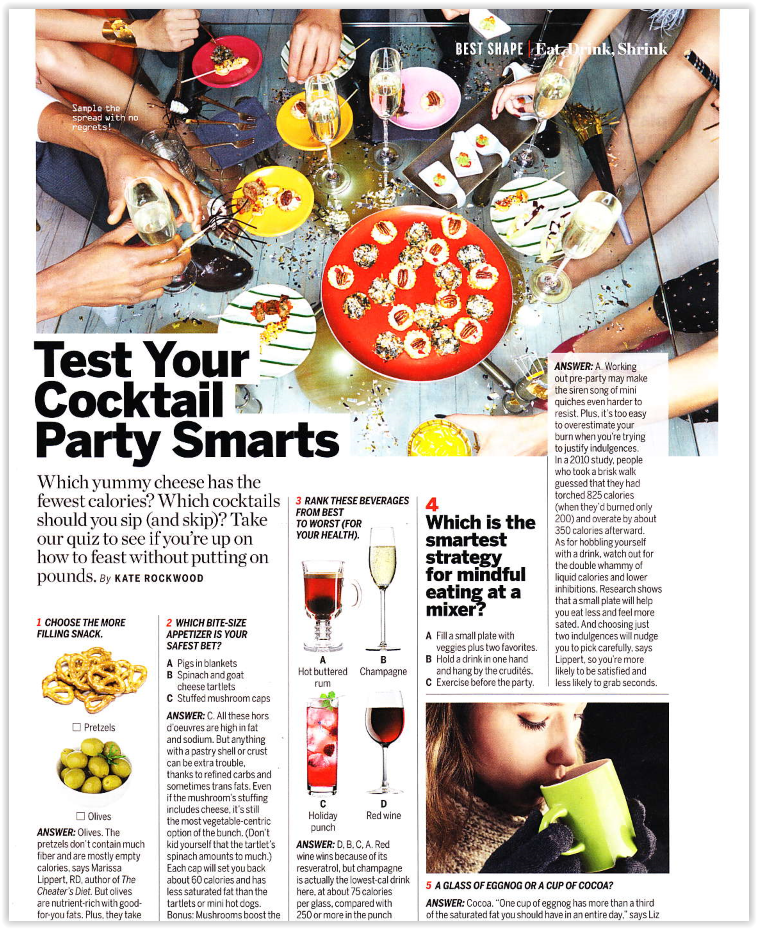 Test Your Cocktail Party Smarts