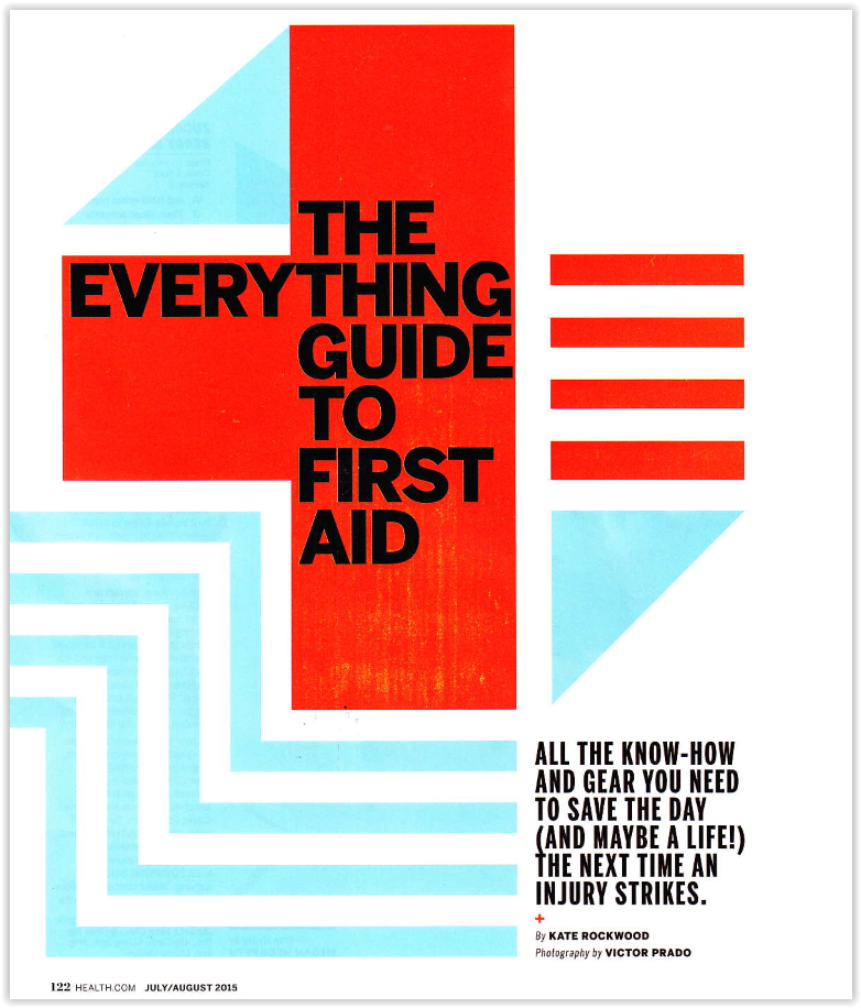 The Everything Guide to First Aid