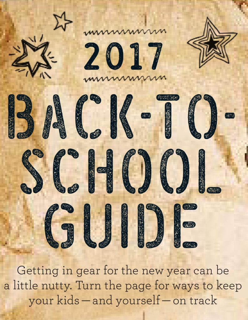 2017 Back-to-School Guide